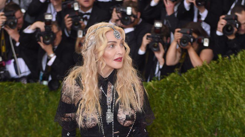 """Madonna leidet bei der Met-Gala: """"Ich konnte nicht aufs Klo"""""""