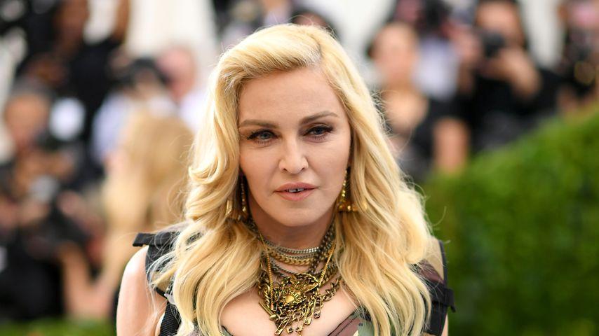 Madonna bei der Met Gala 2017