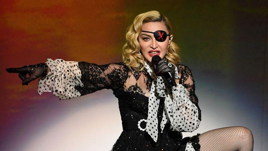Madonna bei den Billboard Music Awards 2019