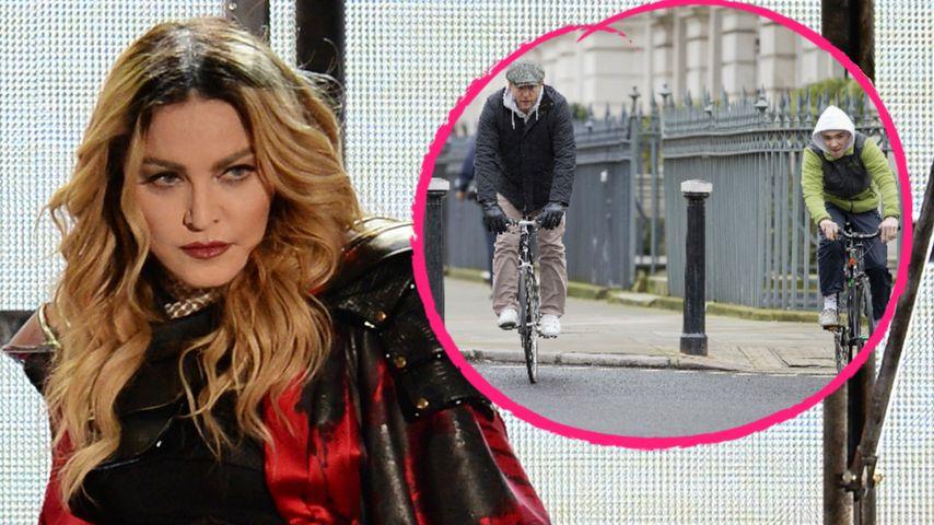 Roccos Familien-Idylle: Ist Mama Madonna ganz abgeschrieben?