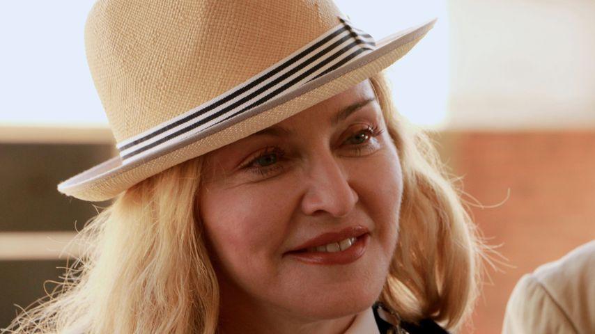 Madonna, Juli 2016