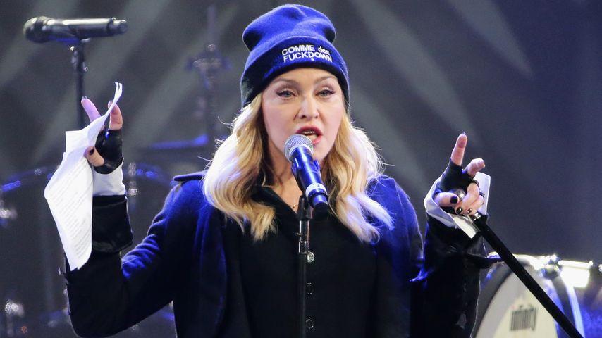 Madonna: Lourdes soll nicht mit Drogen übertreiben