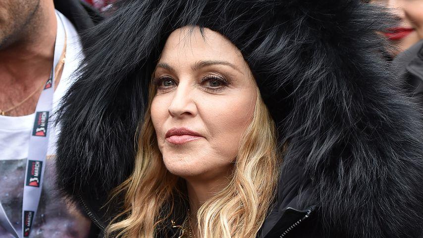 Madonna im Januar 2017