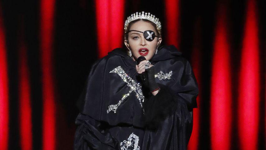 Nach Kritik für ESC-Auftritt: Jetzt schießt Madonna zurück!