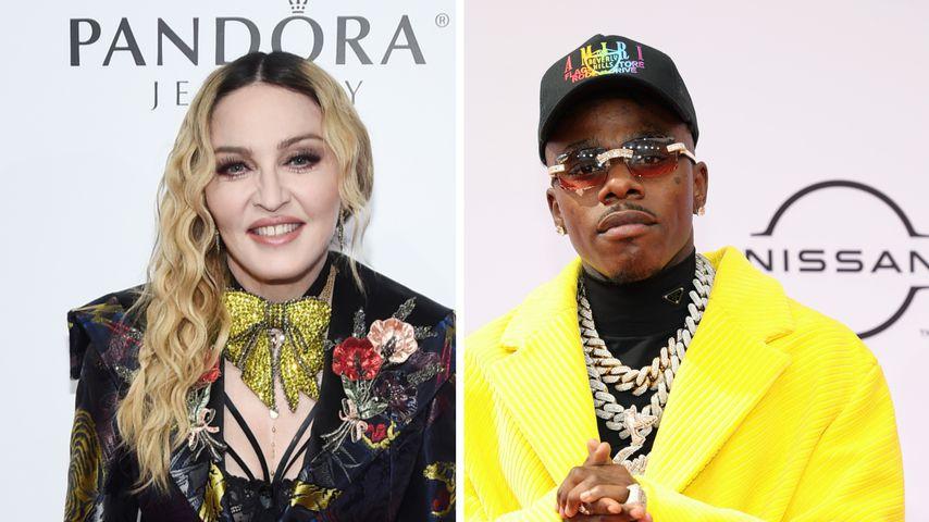 Nach homophoben Aussagen: Madonna teilt gegen DaBaby aus