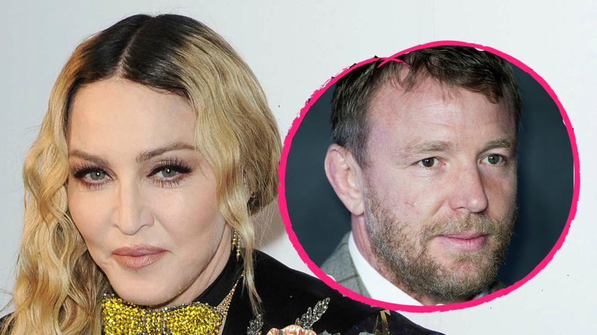 Nach Roccos Diss: Madonna sieht Ex-Mann Guy als Schuldigen!