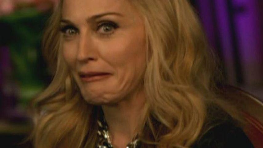 Paranoia? Madonna hat Angst vor DNA-Klau!