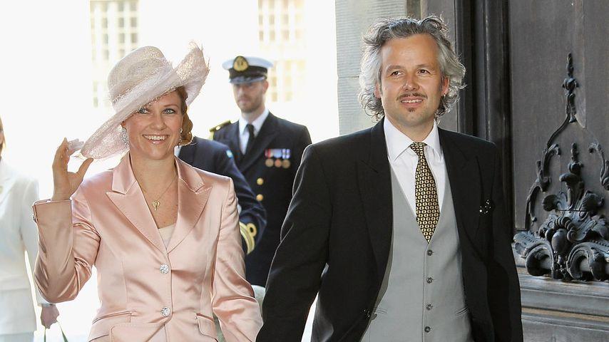 Prinzessin Märtha Louise von Norwegen und Ari Behn, Mai 2012