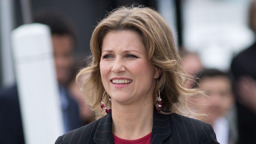 Märtha Louise von Norwegen, 2016