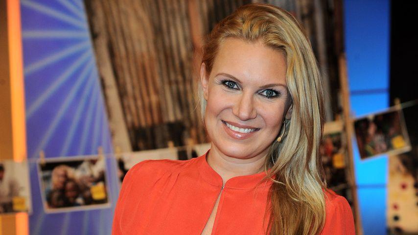 Magdalena Brzeska beim RTL-Spendenmarathon