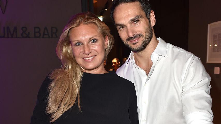 Magdalena Brzeska und Roland in München