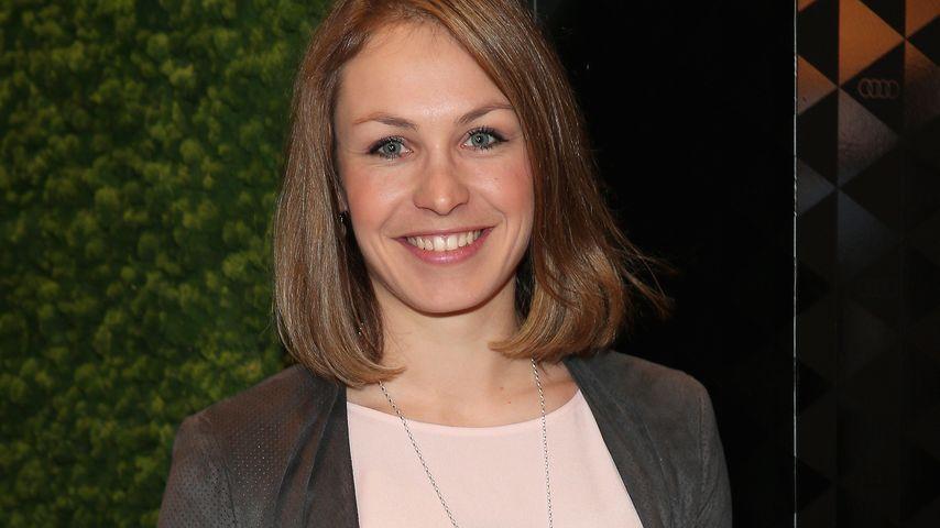 Biathlon-Weltmeisterin Magdalena Neuner bekommt ihr 2. Kind