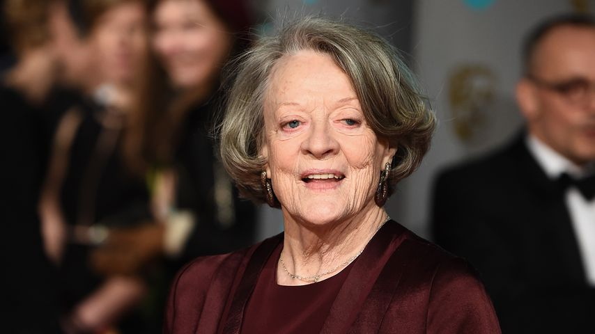 Maggie Smith bei den British Academy Film Awards 2016