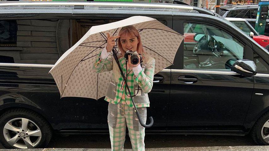 Maisie Williams im März 2020