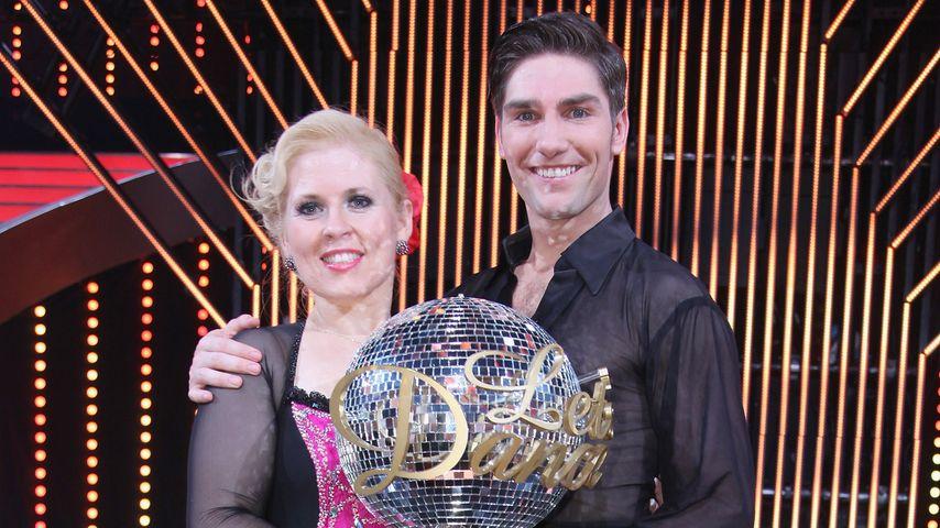 """Maite Kelly und Christian Polanc als """"Let's Dance""""-Gewinner 2011"""