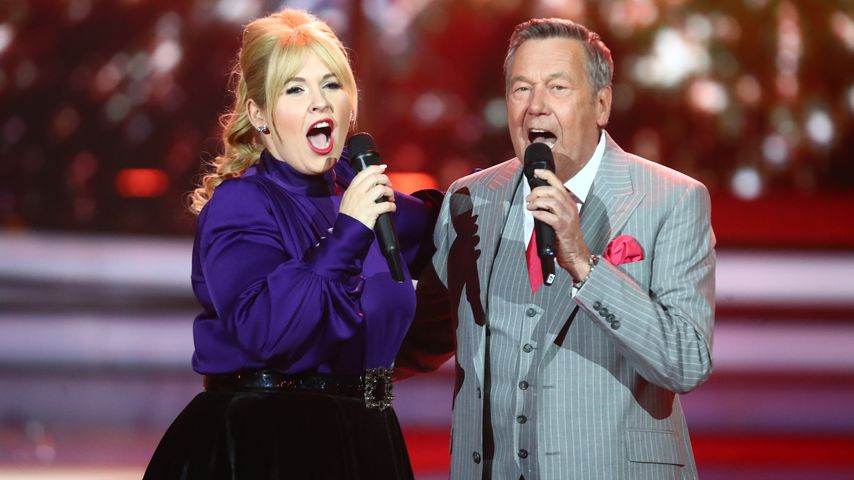 Neues Duett: Maite Kelly und Roland Kaiser singen wieder!