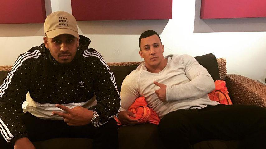 Majoe und Farid Bang, Rapper