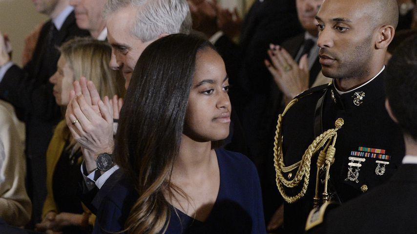 Malia Obama, Tochter von Barack Obama