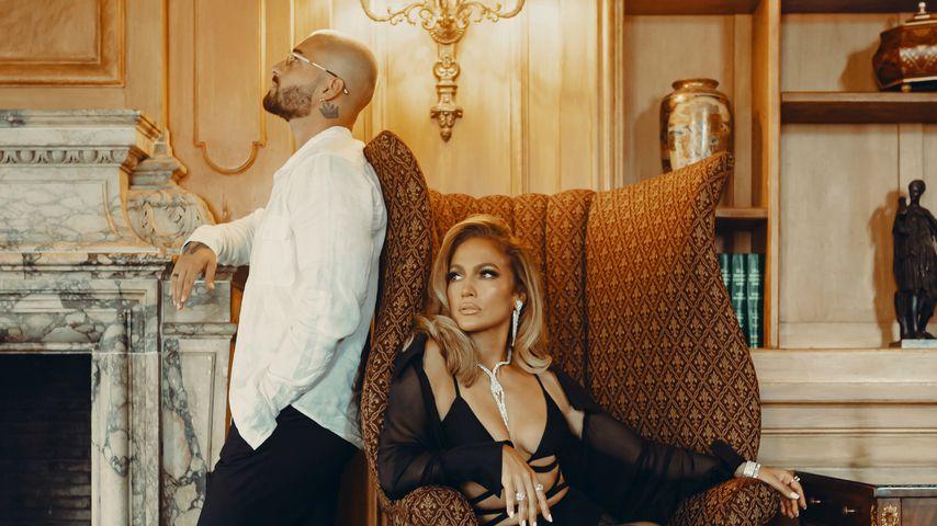 """Maluma und Jennifer Lopez (""""Pa Ti"""" und """"Lonely"""")"""