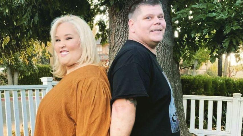 Mama June und ihr Ex-Freund Geno Doak im Januar 2021