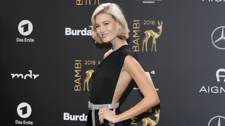 Mandy Bork beim Bambi 2018 in Berlin