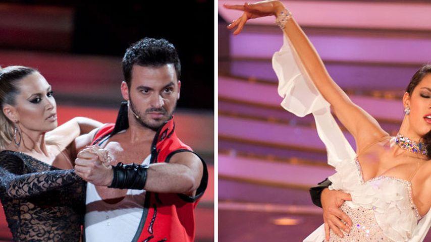 Mandy vs. Rebecca im Let's Dance Outfit-Battle