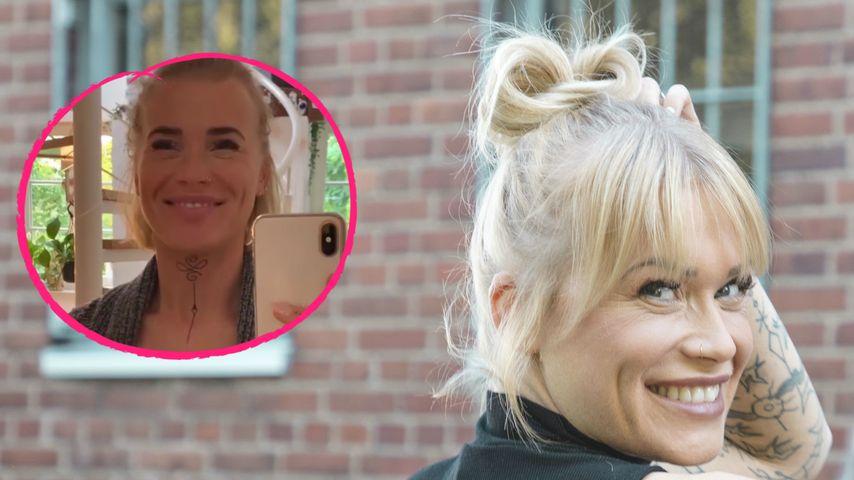 "Ex-""Köln 50667""-Star Mandy-Kay Bart zeigt Lieblingstattoo"