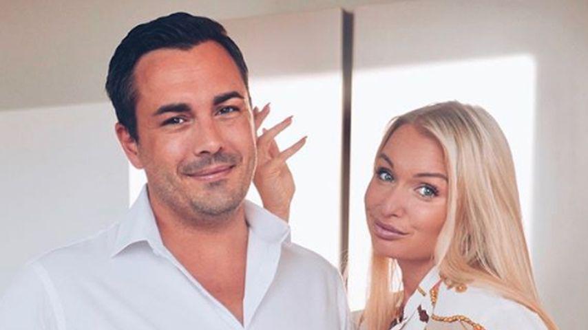 Mandy Lange und ihr Partner
