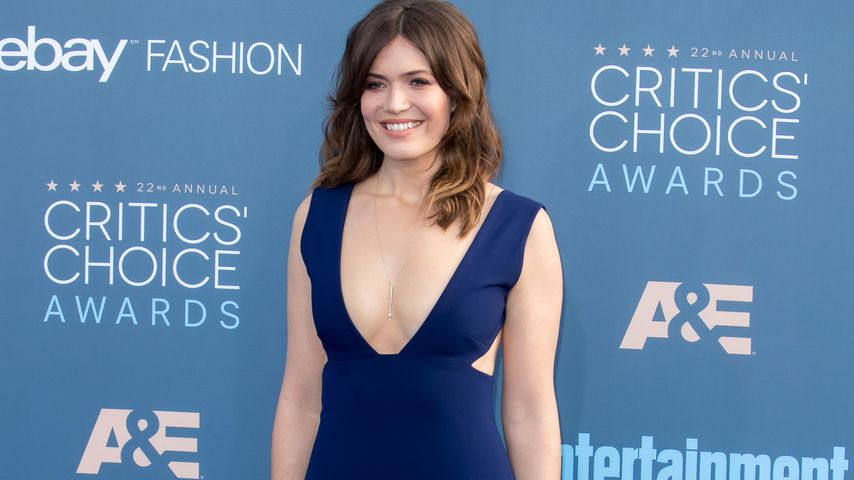 "Mandy Moore bei den 22. ""Critics' Choice Awards"""