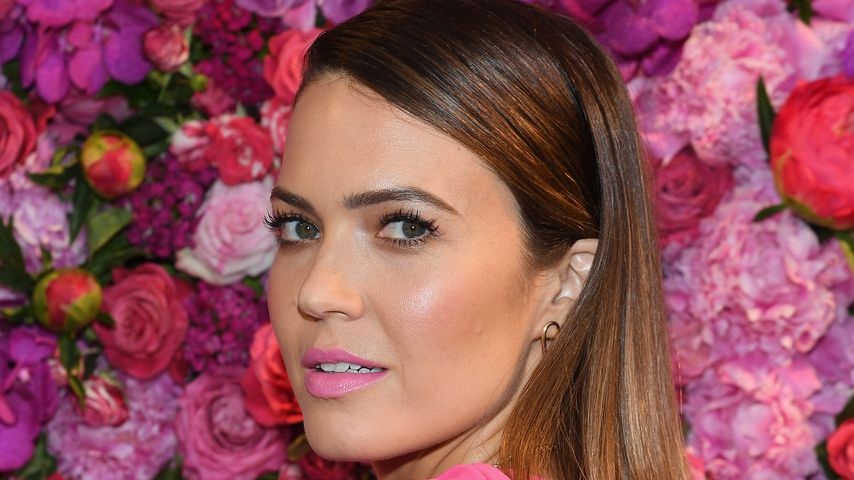 Mandy Moore auf der Paris Fashion Week im Juli 2018