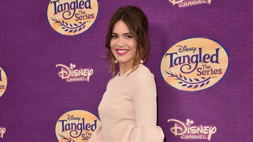 "Mandy Moore bei der Premiere von ""Tangled Before Ever After"" 2017"