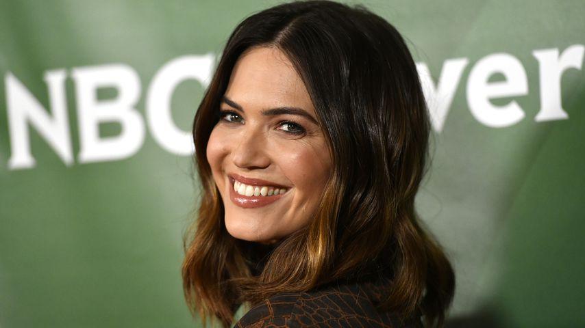 Mandy Moore im Januar 2020 in Pasadena