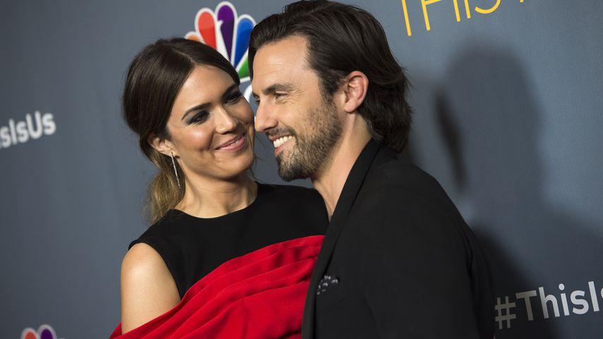 Mandy Moore & Milo Ventimiglia: Auch privat ein Liebespaar?