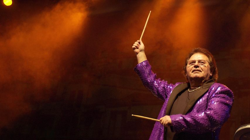 Manfred Durban auf der Bühne