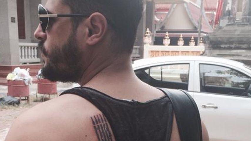 Wow! Manuel Cortez zeigt sein neues Tattoo