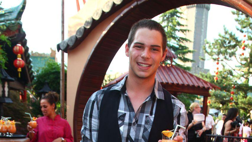 Manuel Hoffmann bei bei den Asia Nights im Phantasialand 2010