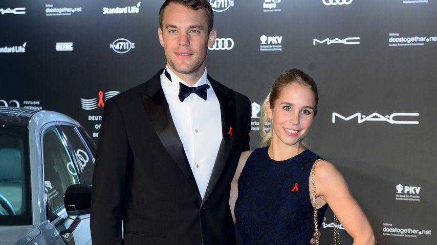 Verlobt! Manuel Neuer machte seiner Nina süßen Antrag