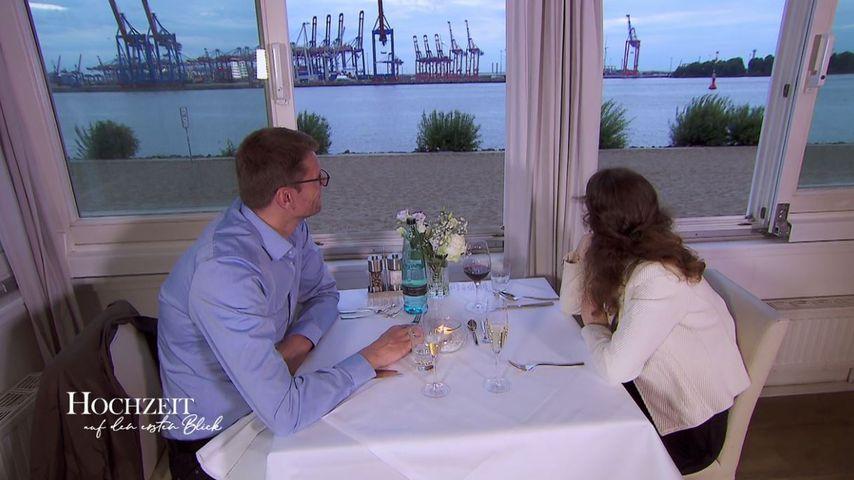 """Manuel und Annika bei """"Hochzeit auf den ersten Blick"""" 2020"""