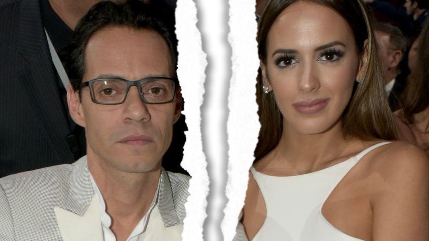 Wegen J.Lo? Marc Anthony trennt sich von Ehefrau Shannon