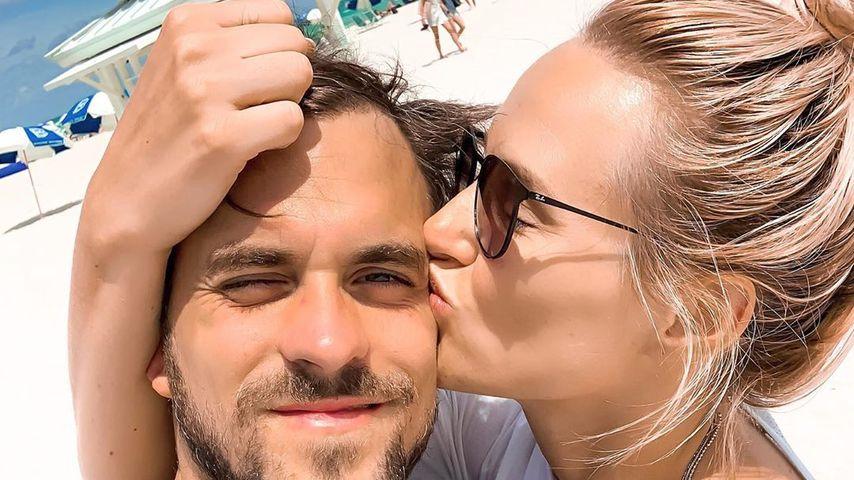 Marc Barhel und Anna Hofbauer im Mai 2019