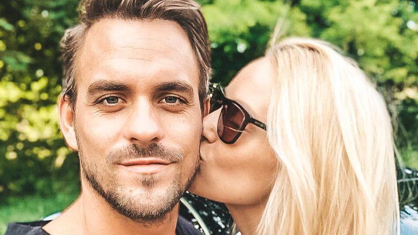 30. B-Day: So romantisch feiert Anna Hofbauer mit ihrem Marc