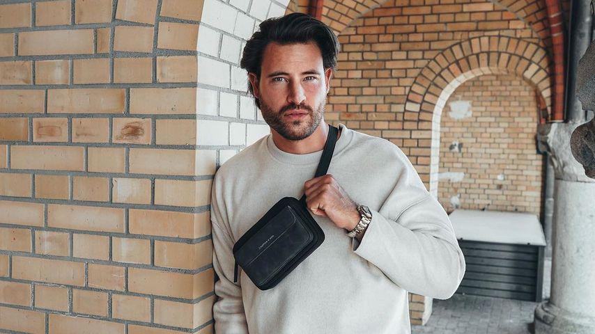 Marc Eggers, Male-Model
