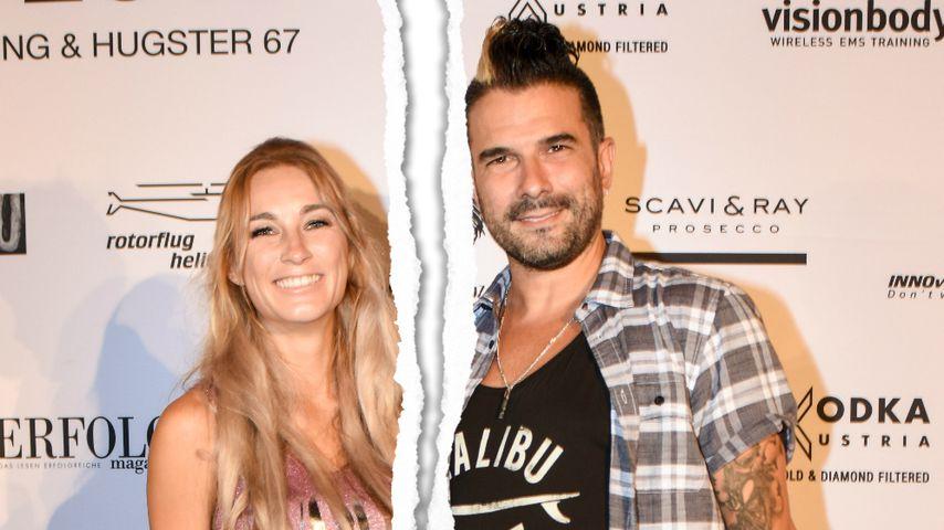Zuviel Rockstar: Marc Terenzi ist wieder Single