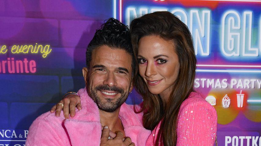Marc Terenzi und Freundin Viviane im November 2019