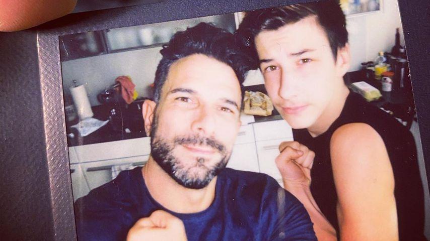 Nach Mama Sarah: Auch Marc Terenzi teilt Foto von Sohn Tyler