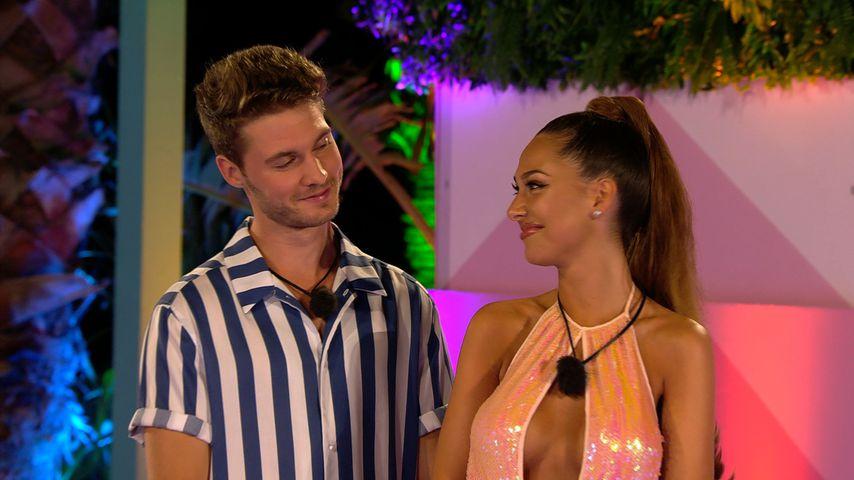 """Marc und Geraldine bei """"Love Island"""" 2020"""