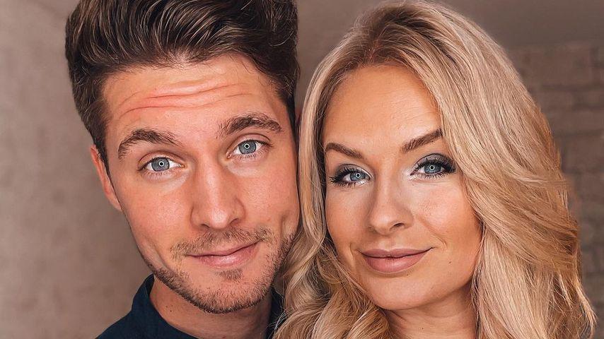 Marc Zimmermann und Anna Iffländer im Dezember 2020 in Dortmund