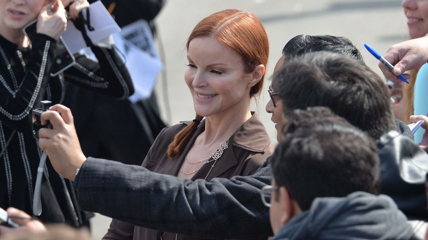 "Marcia Cross bei ihrer Ankunft zu den ""Independent Spirit Awards"" in Santa Monica"
