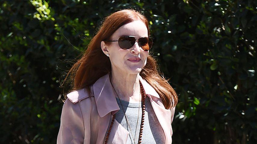 Marcia Cross im April 2019 in Los Angeles