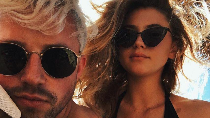 Stefanie Giesinger & ihr Marcus: 1. gemeinsamer Liebesulaub